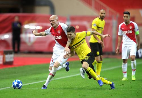 Монако — Боруссия — 0:2. Видео голов и обзор матча