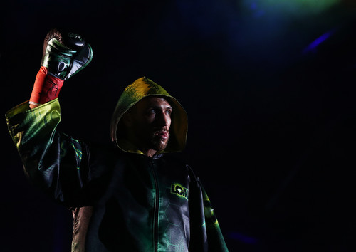 ХИРН: «С Кроллой Ломаченко заработает самый большой гонорар в карьере»