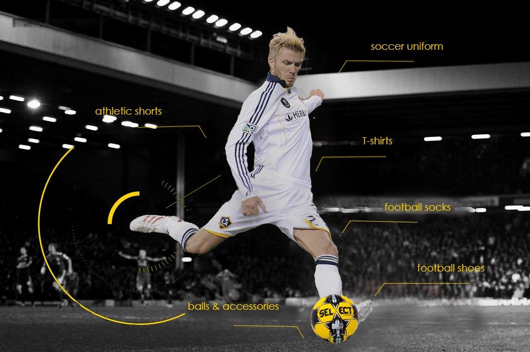 Технологии футбольной одежды. Как футболки и бутсы помогают в эффективной игре