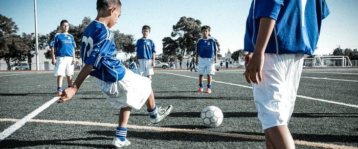 Все необходимое для занятия командным видом спорта