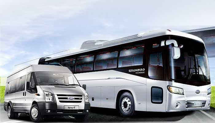 Услуги пассажирских перевозок от профессионалов