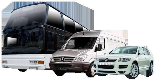 Пассажирские перевозки по Украине с комфортом